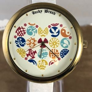 Lucky in Love, Peace to All Everywhere Lucky Watch